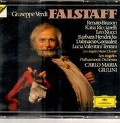 Double CD - Verdi - Falstaff
