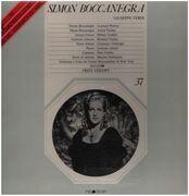 LP - Verdi / Fritz Stiedry - Simon Boccanegra - Hardcover Box