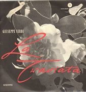 LP - Verdi/ H. Lüddecke, A. Metternich, H. Pick, G. Dierkes - La Traviata