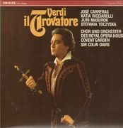 LP - Verdi - Il Trovatore,, Colin Davis, Royal Opera House, Covent Garden