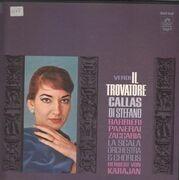 LP - Verdi - Il Trovatore (Karajan)