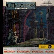 Double LP - Verdi - Il Trovatore (Milanov, Björling, Barbieri, Warren,..)