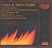 Double CD - Verdi - Il trovatore