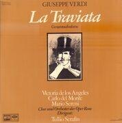 LP - Verdi - La Traviata - Gatefold