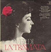 Double LP - Verdi - La Traviata