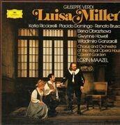 LP-Box - Verdi - Luisa Miller, Royal Opera House Covent Garden, Maazel - box + booklet