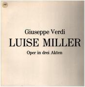 Double LP - Verdi - Luise Miller - Gatefold