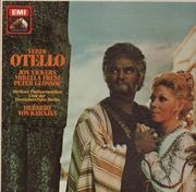 LP - Verdi - Otello (Karajan)