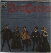 LP-Box - Verdi/ Placido Domingo , Montserrat Caballé , Ruggero Raimondi , Shirley Verrett , Sherri - Don Carlos - booklet with libretto