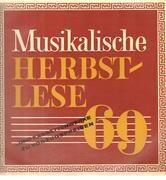 LP - Verdi / R. Strauss / Händel a.o. - Musikalische Herbstlese - Promo