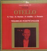 LP-Box - Verdi/ R. Vinay, D. Martinis, P. Schöffler a.o. - Otello