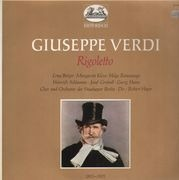 Double LP - Verdi - Rigoletto (Berger, Klose, Heger)