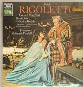 LP-Box - Verdi - Rigoletto, Molinari-Pradelli, MacNeil, Grist, Gedda