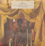 LP - Verdi / Rome Opera Chorus & Orchestra, A. Paoletti - Otello