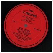 LP - Verdi / Tullio Serafin - Il Trovatore - Hardcover Box