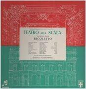 LP - Verdi / Tullio Serafin - Rigoletto - Hardcover Box