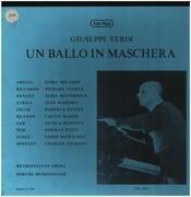 LP-Box - Verdi - Un Ballo In Maschera - Hardcoverbox