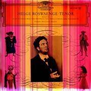 LP - Verdi, Puccini, Bizet - Helge Roswaenge