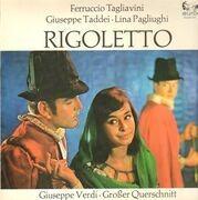 LP - Verdi, Ferruccio Tagliavini, Lina Pagliughi - Rigoletto