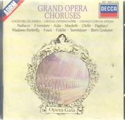 CD - Verdi, Puccini, Wagner - Grosse Opernchöre