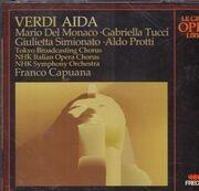 Double CD - Verdi - Aida