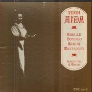 LP-Box - Verdi - Aida - Hardcover Box + Booklet / Private Record