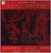LP-Box - Verdi (Callas) - Macbeth - Private record  / Hardcoverbox + booklet