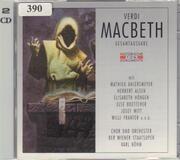 Double CD - Verdi - Macbeth