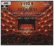 Double CD - Verdi - Messa Da Requiem