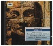 CD - Verdi - Nabucco