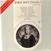 LP-Box - Verdi - Simon Boccanegra - Hardcover Box