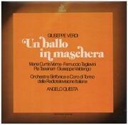 MC - Verdi - Un Ballo In Maschera - Box Set