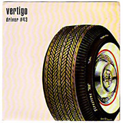 7inch Vinyl Single - Vertigo - Driver #43 - Pale Violet