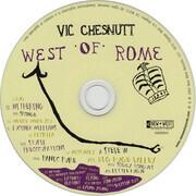CD - Vic Chesnutt - West Of Rome - Digipak