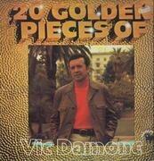 LP - Vic Damone - 20 Golden Pieces