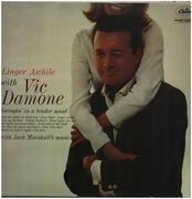 LP - Vic Damone - Linger Awhile
