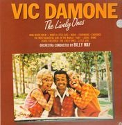 LP - Vic Damone - The Lively Ones
