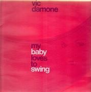 LP - Vic Damone - My Baby Loves To Swing