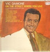 LP - Vic Damone - On The Street Where You Live