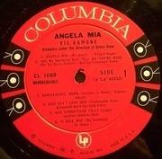 LP - Vic Damone - Angela Mia