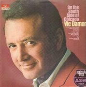LP - Vic Damone - On The South Side Of Chicago