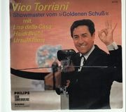 10'' - Vico Torriani - Showmaster vom 'Goldenen Schuß'