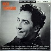 LP - Vico Torriani Und Das Orchestra Cedric Dumont - Vico Torriani
