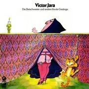LP - Victor Jara - Die Betschwester Und Andere Frivole Gesänge