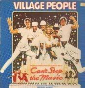 LP - Village People - Can't Stop The Music - The Original Soundtrack Album