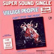 12inch Vinyl Single - Village People - Can't Stop The Music