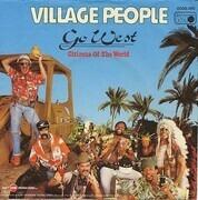 7'' - Village People - Go West