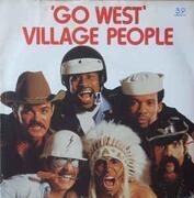 7inch Vinyl Single - Village People - Go West