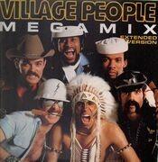 12inch Vinyl Single - Village People - Megamix