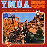 12'' - Village People - Y.M.C.A.